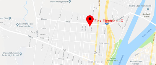 Flex Electric LLC - Watervliet, NY