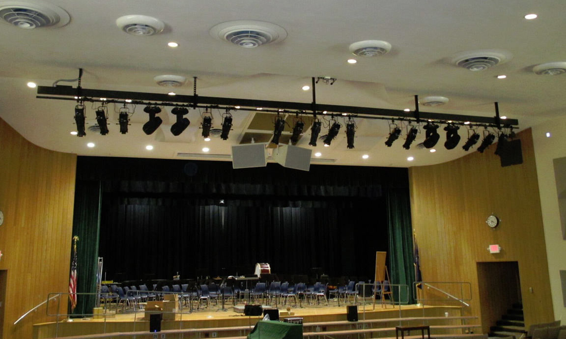 Flex Electric provides electric services to Ravena Coeymans Selkirk Schools